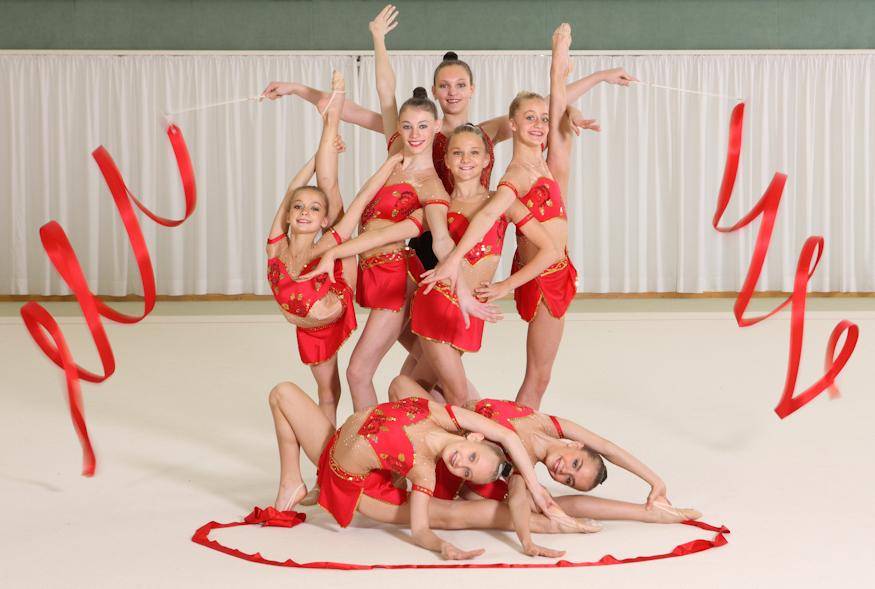 Fotos  Rhythmische Gymnastik